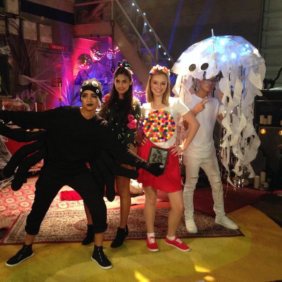 Jessica Mary Clayton | Costume Designer | Wardrobe Stylist I Flow Artist - Family Channel
