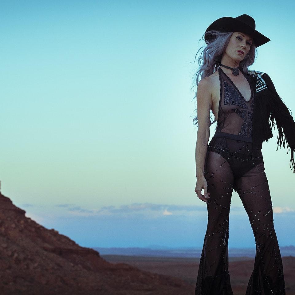 Jessica Mary Clayton | Costume Designer | Wardrobe Stylist I Flow Artist - Desert Darling