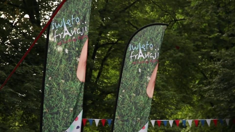 PAWEŁ IDZI CAMERA - Święto Francji 2015