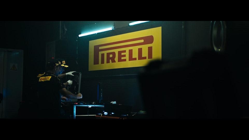 PIRELLI - Speedboat pirelli6