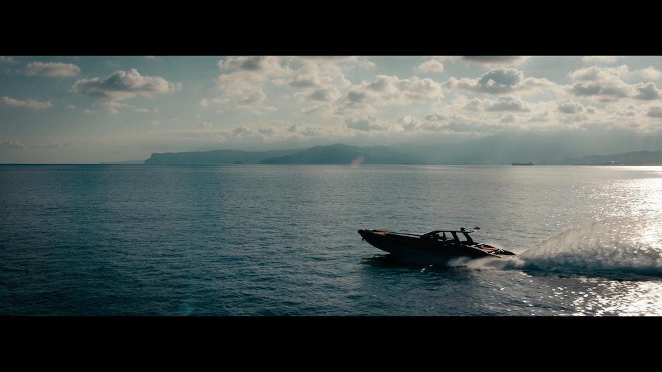 PIRELLI - Speedboat pirelli16