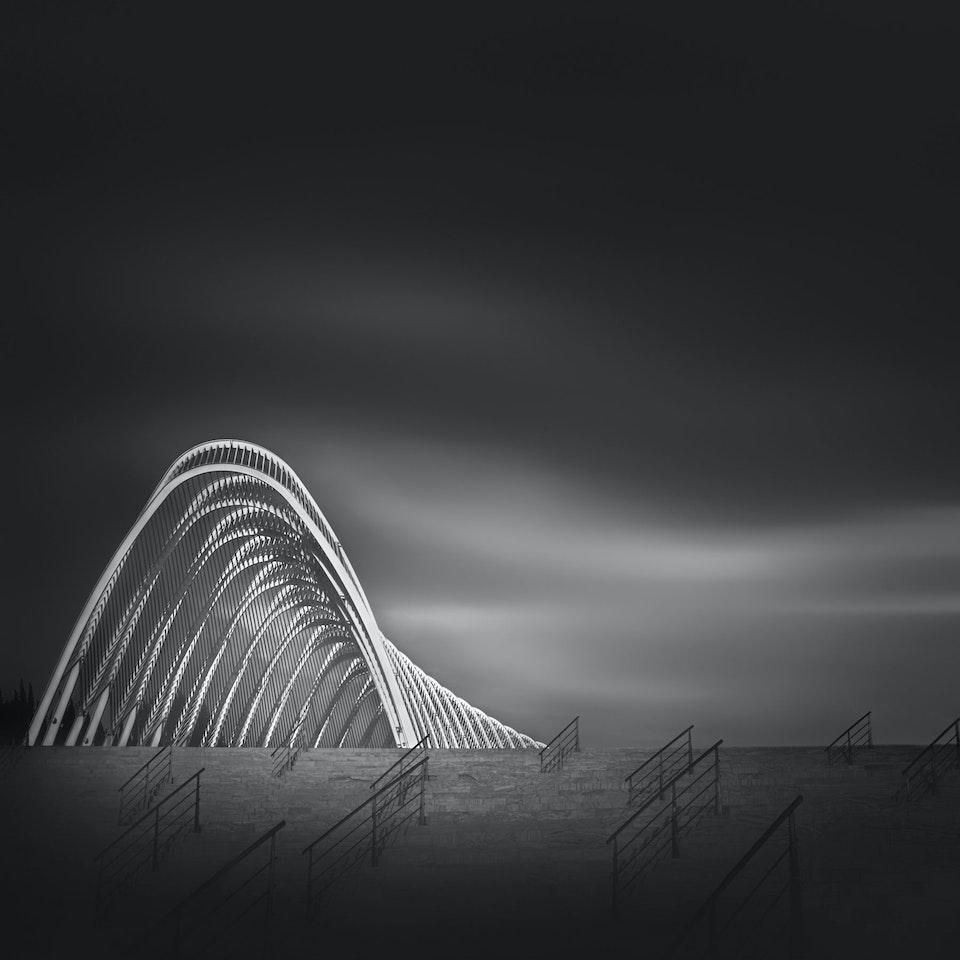 Architecture Passage of Light