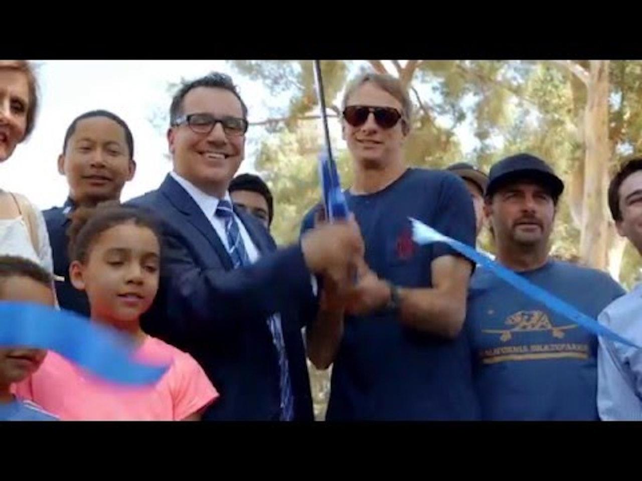 Tony Hawk Foundation - Building Communities
