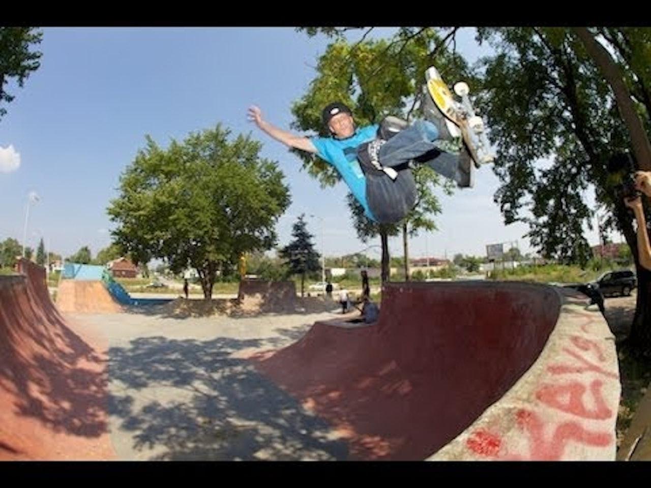 Ride It Sculpture Park, Detroit, MI - A Skatepark Success Story