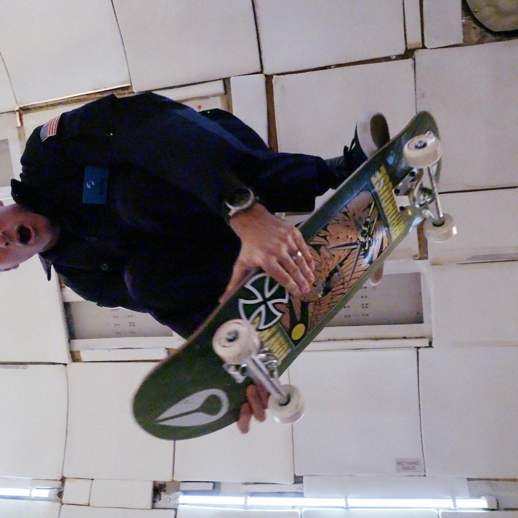 Zero Gravity Skateboarding