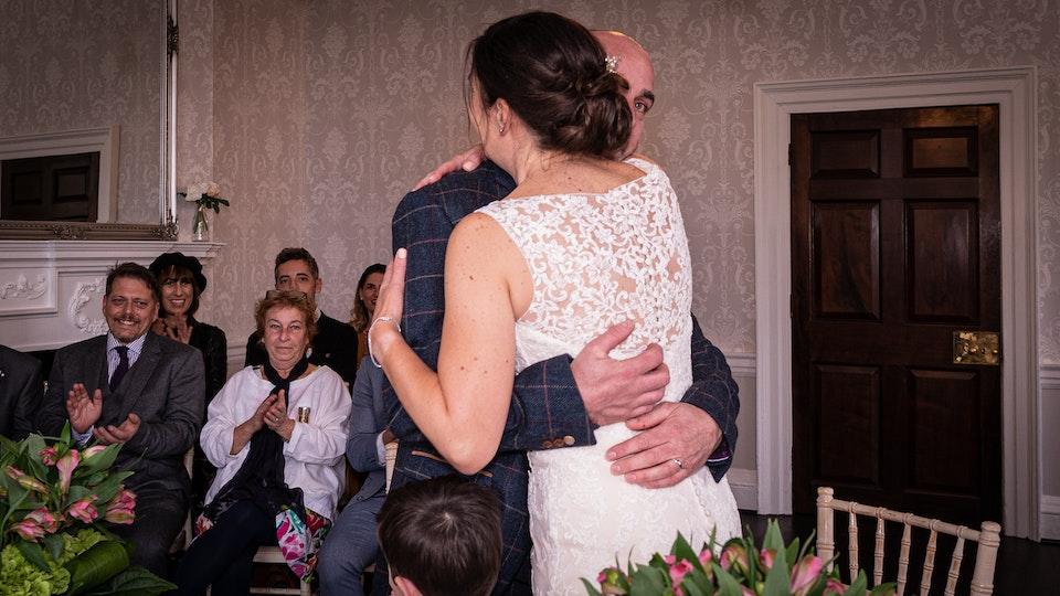 Leon + Donna Wedding
