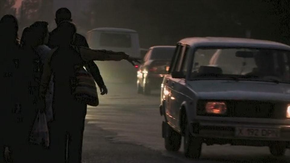 Gypsy Cab - Trailer