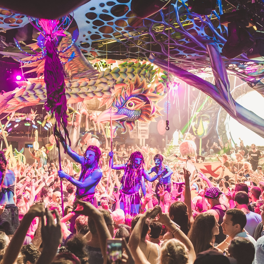 Elrow Space Ibiza Closing