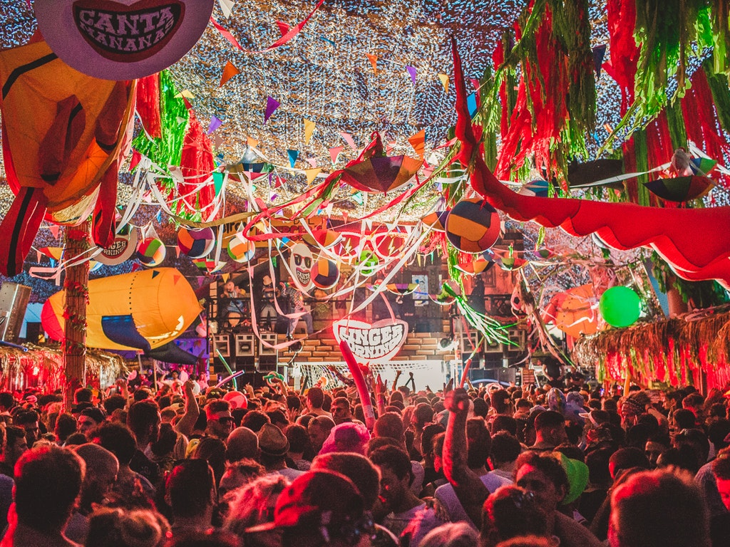 Elrow Sonar