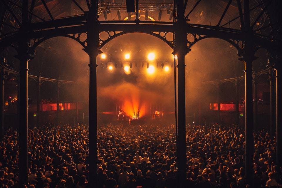 Elder Island at The Roundhouse -