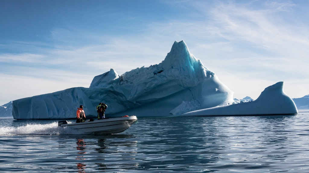 PHOTOGRAPHY    Scoresby Sund - The Greatest Fjord