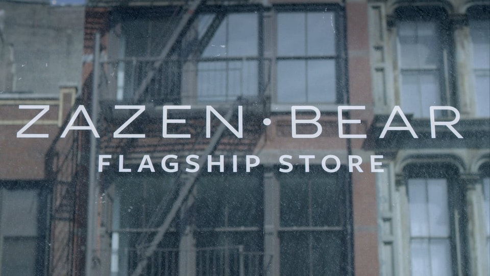 Zazen Bear Flagship Store - The Space