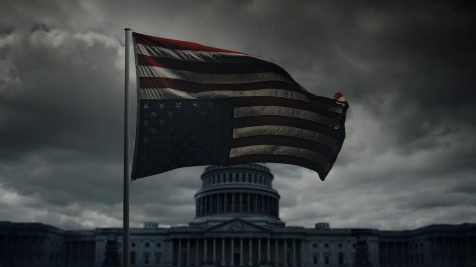 House of Cards Season 5 Flag Promo