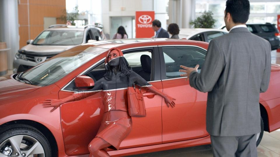 JOHN O'HAGAN - Toyota STILL