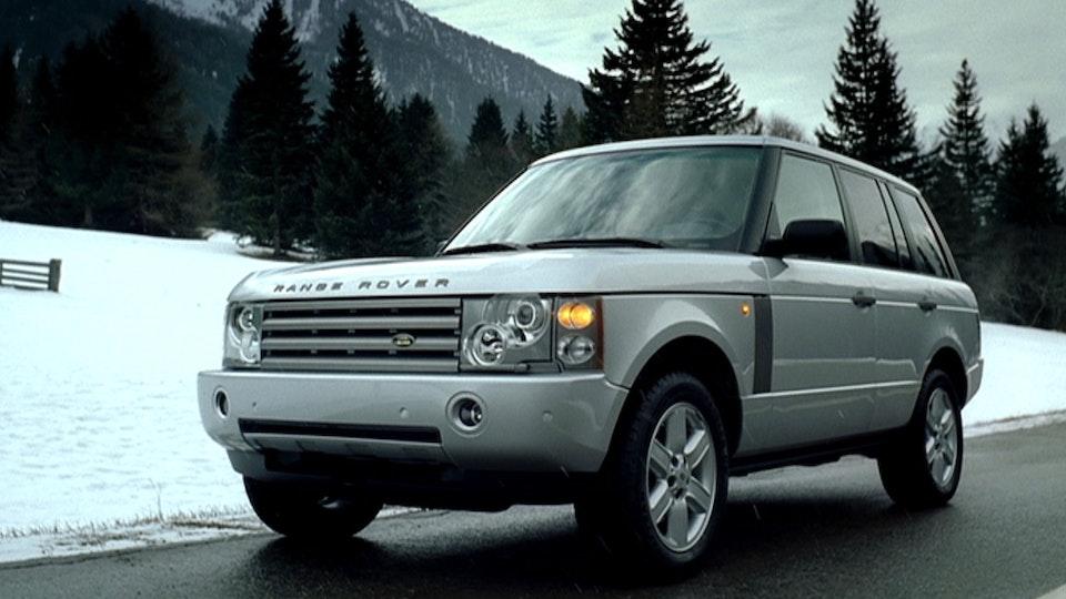 JOHN O'HAGAN - Range Rover STILL