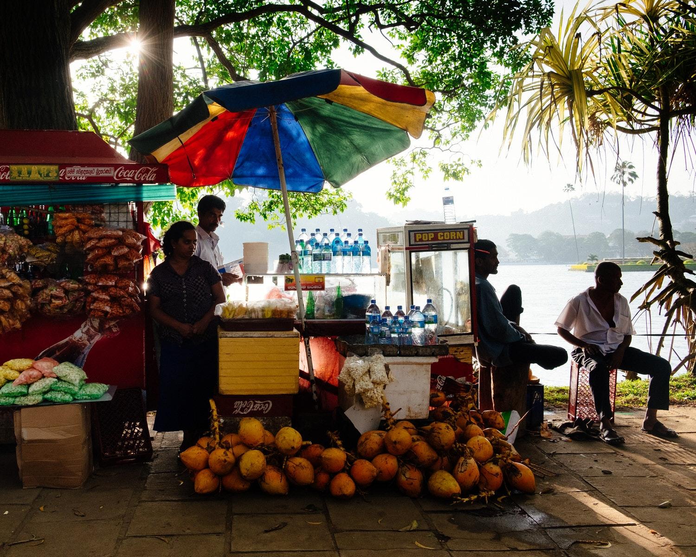 Diamond Bullet - Fruit Stall