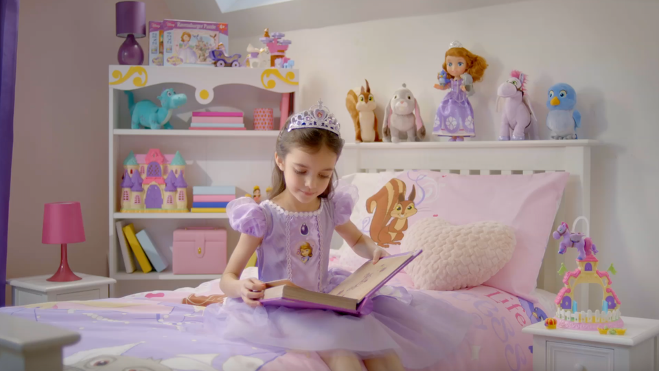Diamond Bullet - Disney Sofia the First TVC