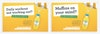 Trop50 - Resolution Rescue - Daily ads in Metro, along side sponsored tweets drove participation