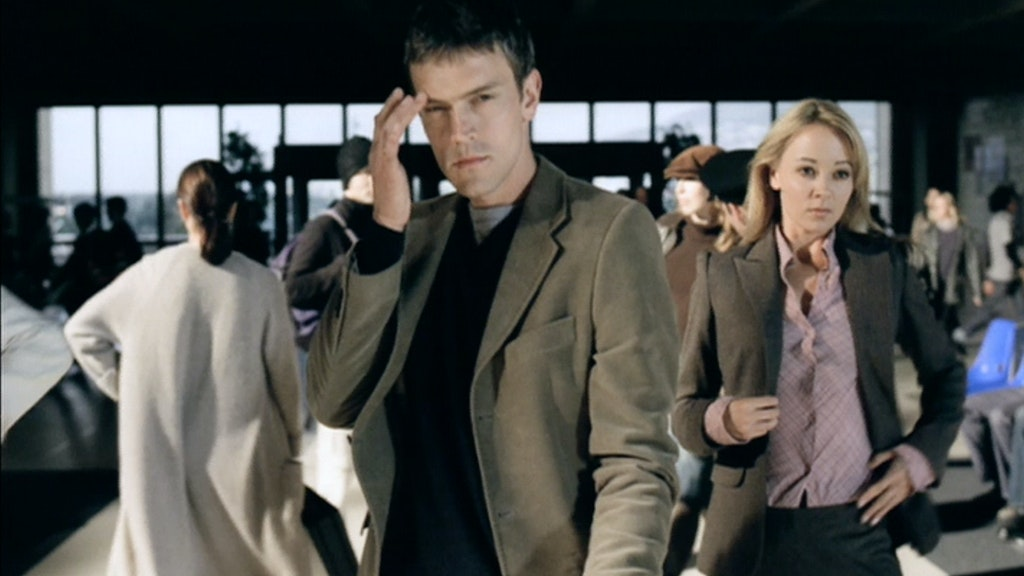 Clarks - Life's One Long Catwalk