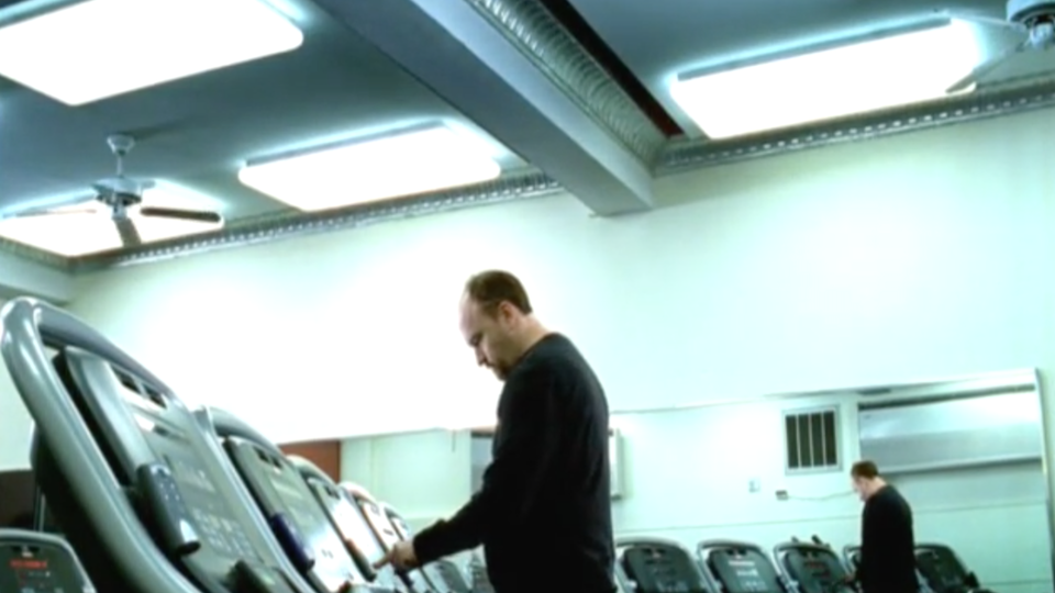 "FX // Louie  ""Gym"""