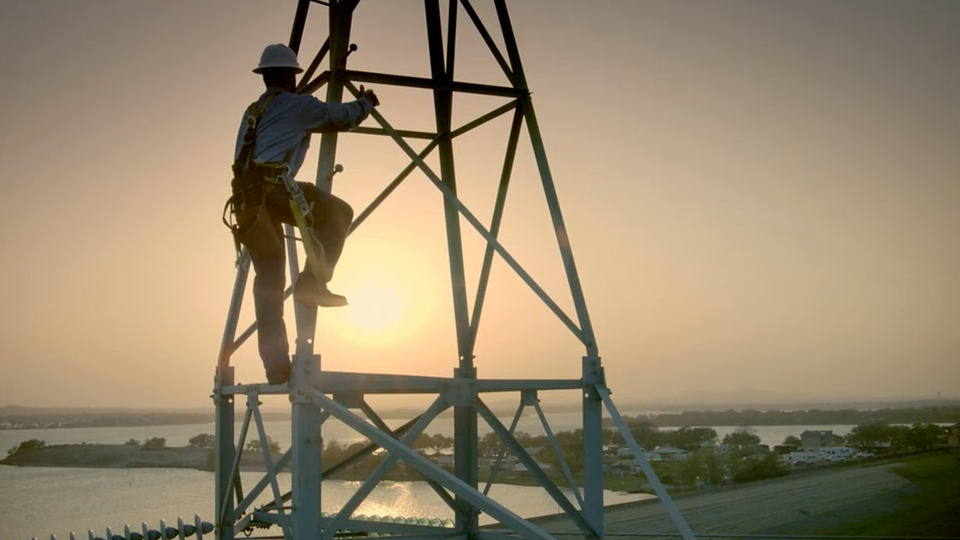 "Touchstone Energy //  Anthem Campaign  ""A Few Steps"""