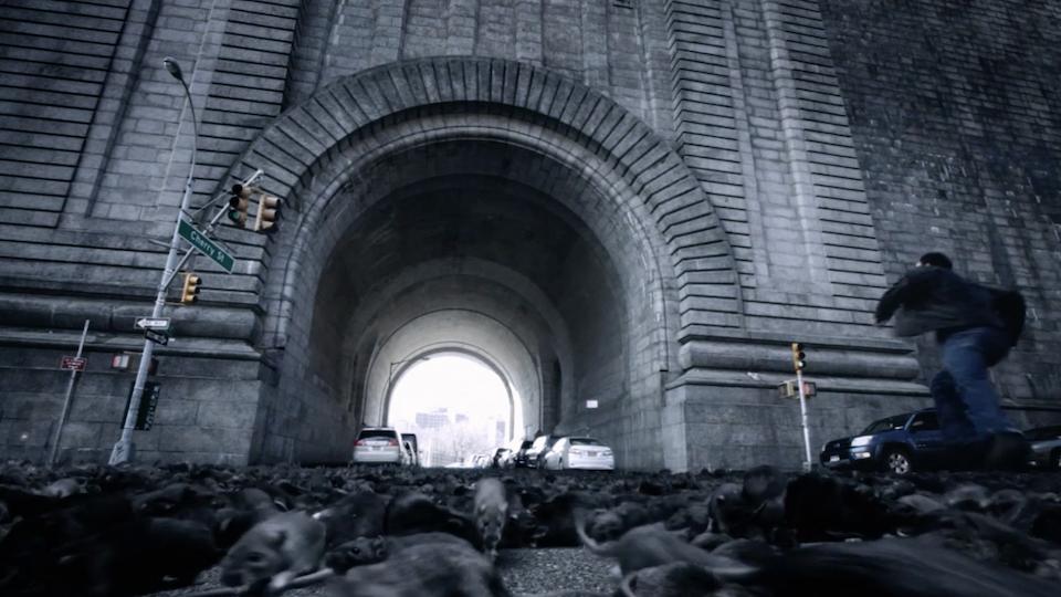 """FX // The Strain  """"Tunnel"""""""