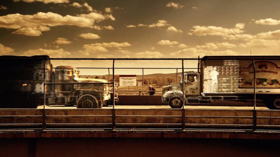 "FX // The Bridge  ""Crossover"""