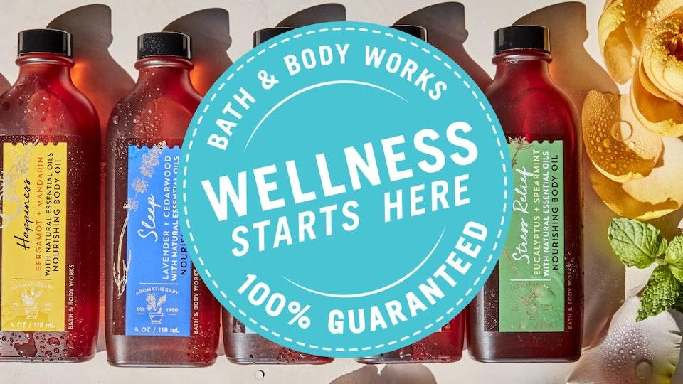 "Bath & Body Works // ""Fall Therapies"""