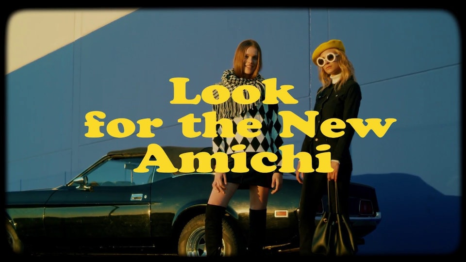 Amichi - Fall/ Winter 2018