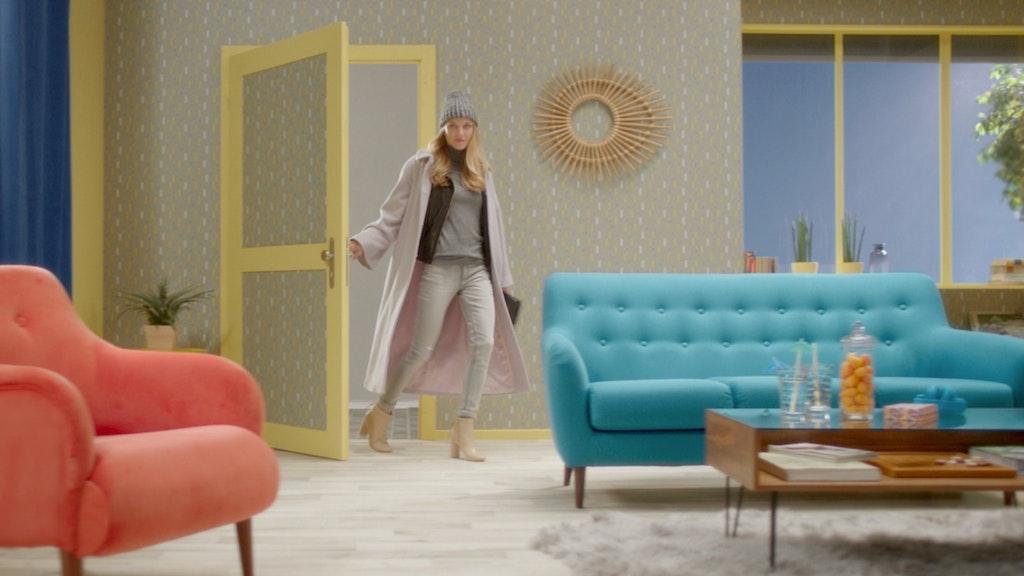 LA REDOUTE / Mode & Maison|Dir: Pierre Monnard / Polo Film