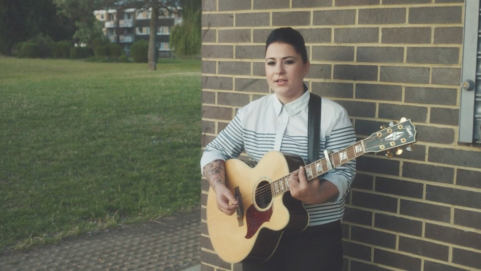 LUCY SPRAGGAN / Mountains|Dir: Mike Baldwin / Gas + Electric