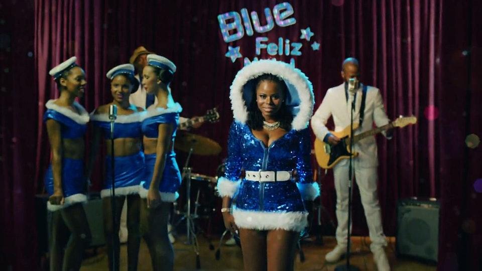 BLUE > Ary Natal