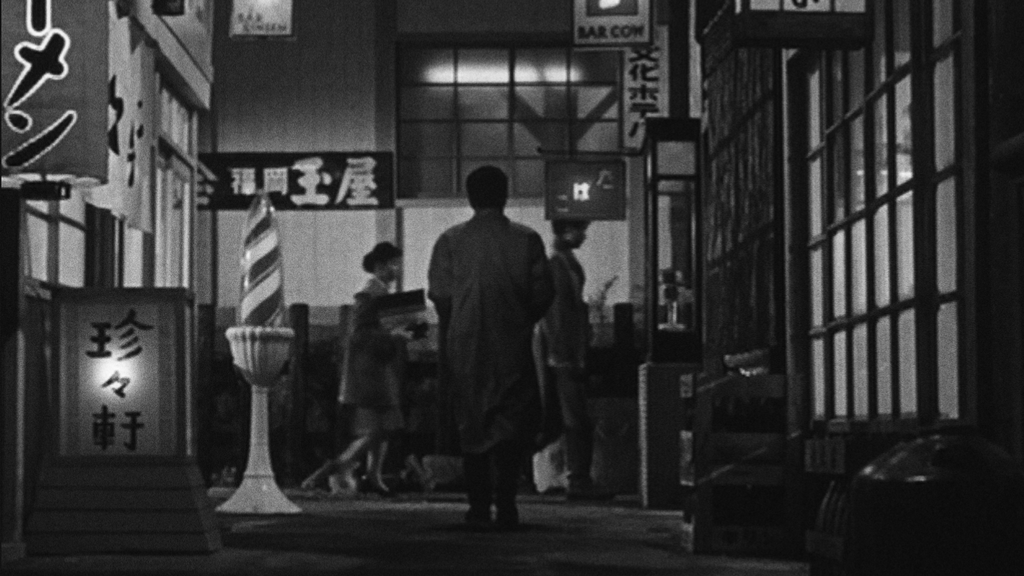 Ozu // Passageways