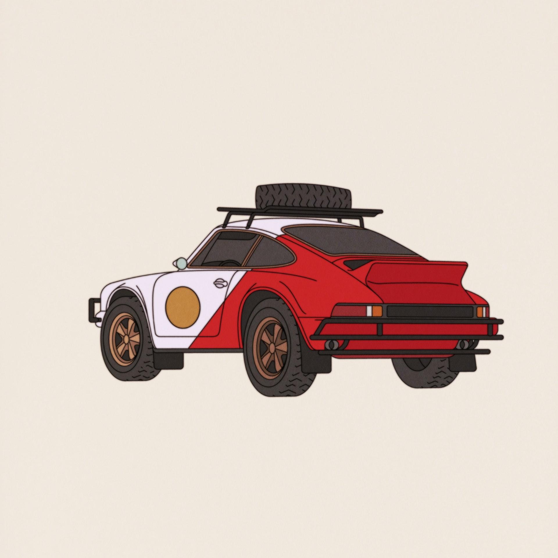 Emile - Porsche