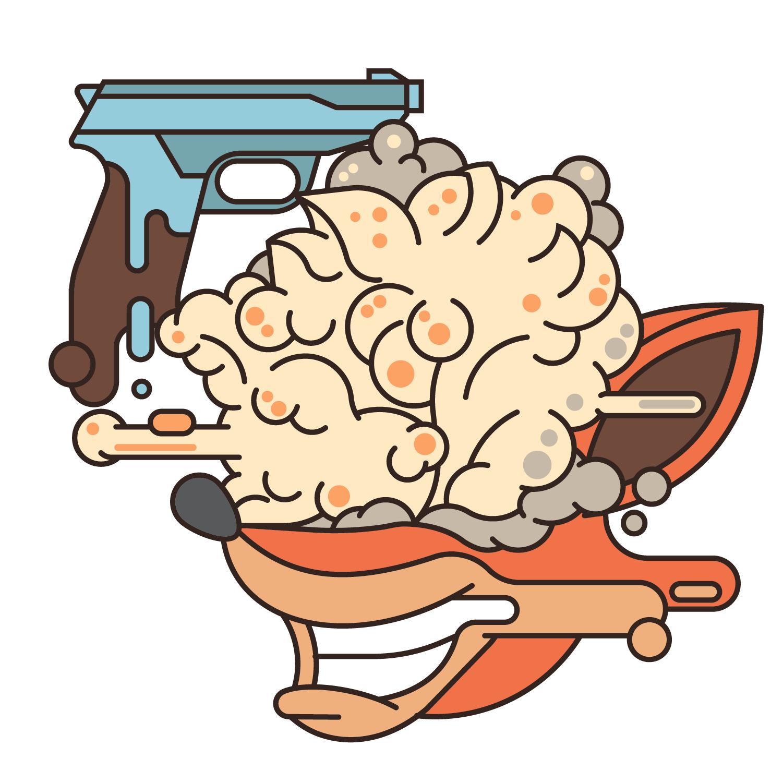 BloodBros. Illustration - ROM 61216 Set-03