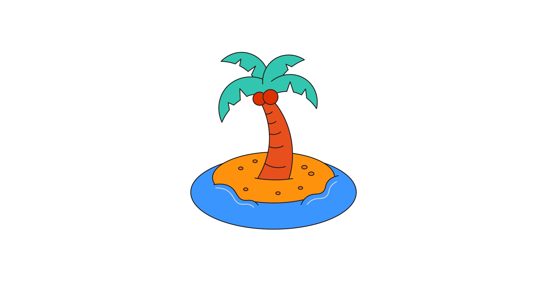 BloodBros. illustration - BW palm