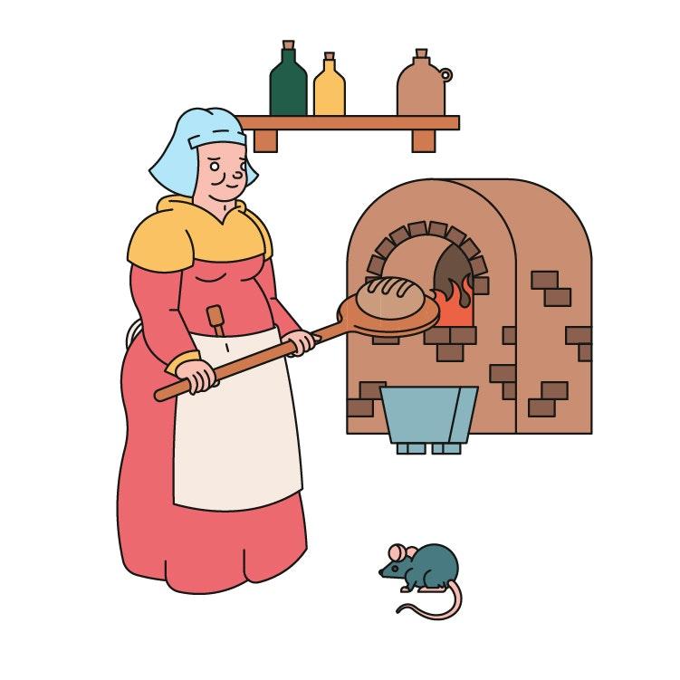 BloodBros. Illustration - bakerweb