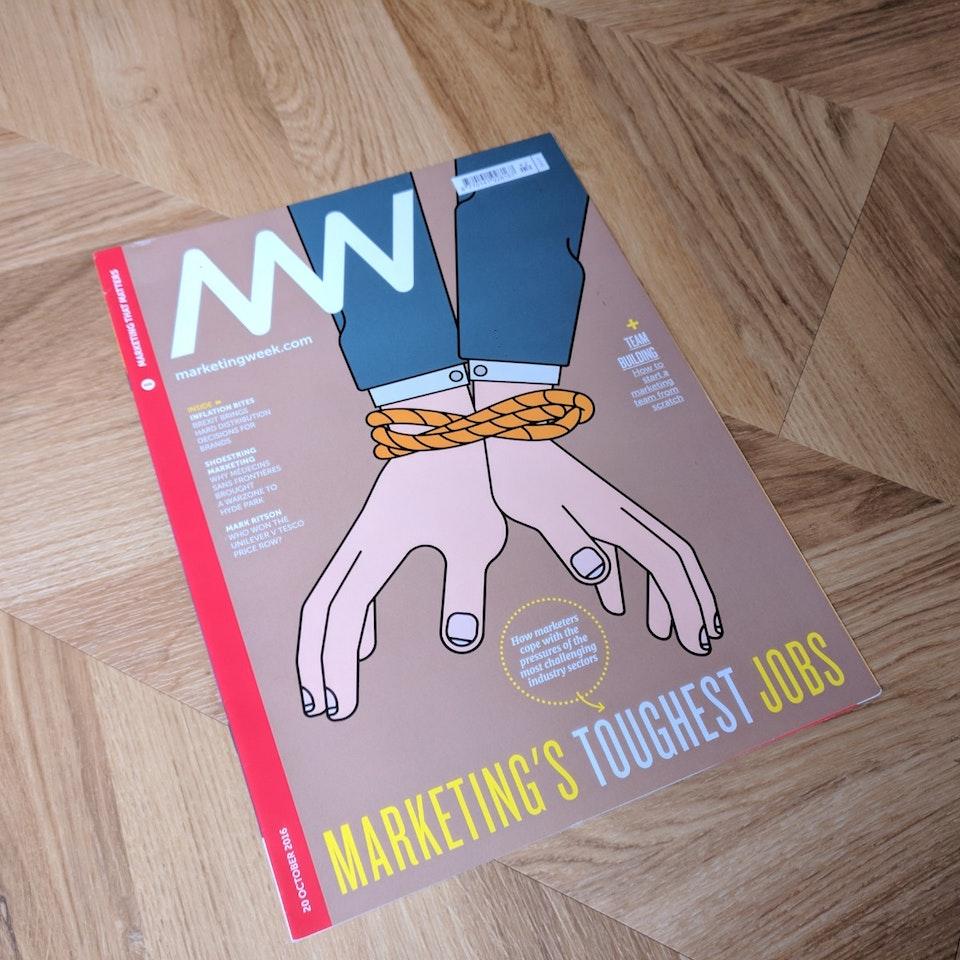 Marketing Week Magazine IMG_20181016_140900