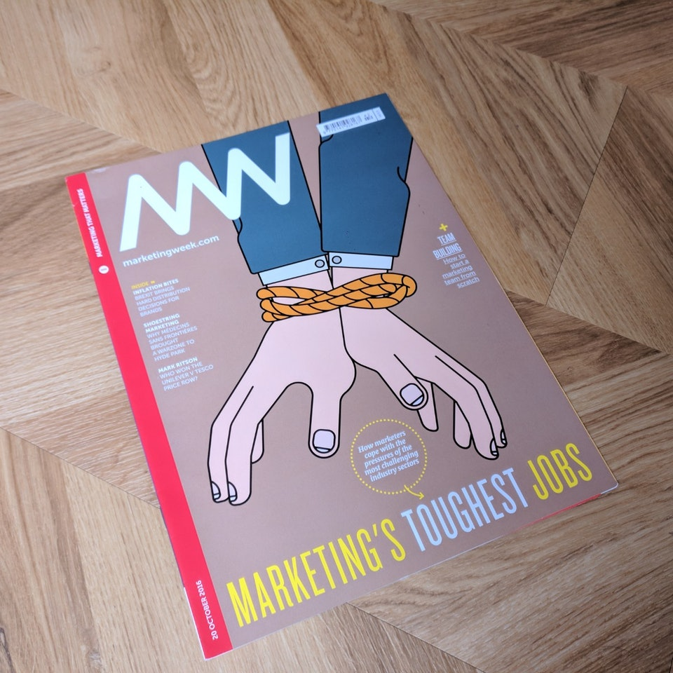 Marketing Week Magazine IMG_20181016_140900