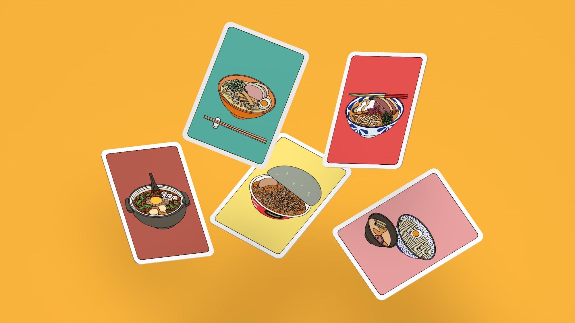 Emile - cards random