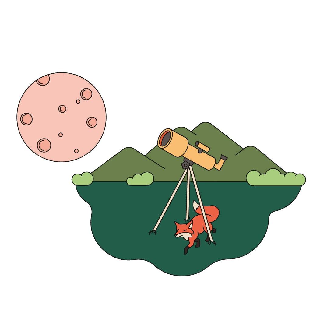 BloodBros. Illustration - astronomyweb