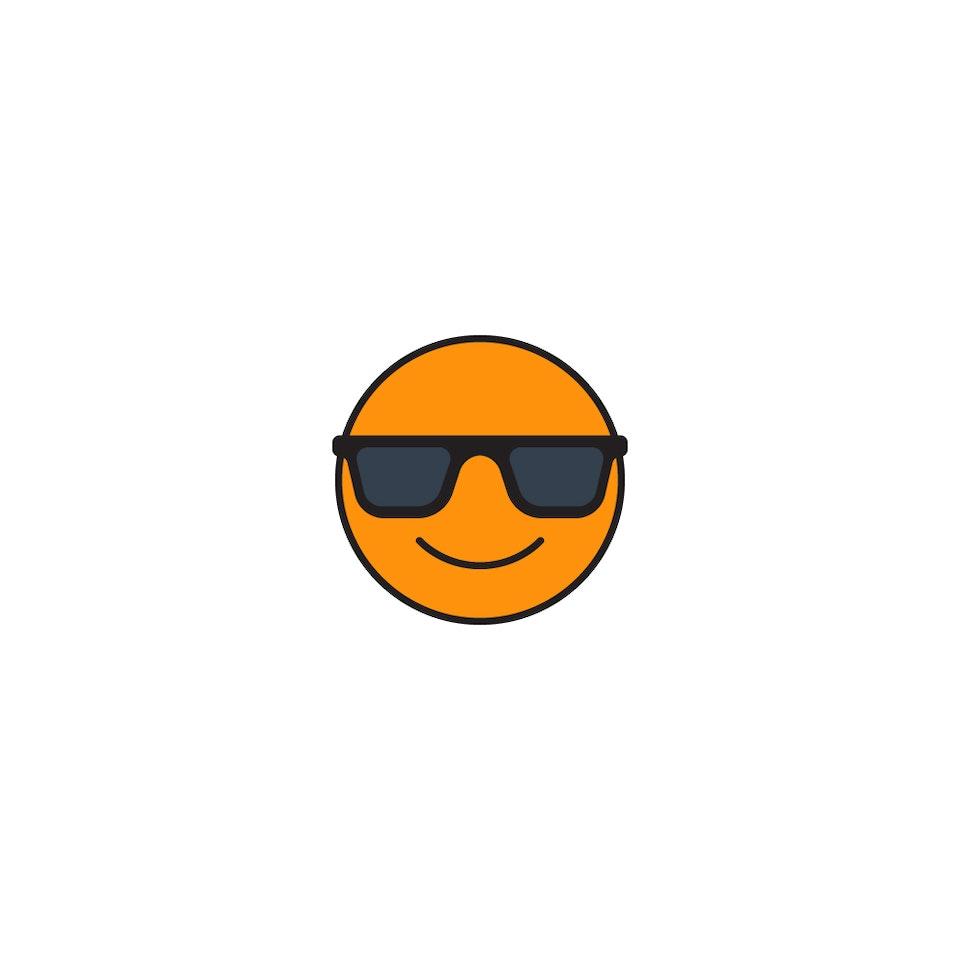 BloodBros. Illustration - Bankwest Emoji
