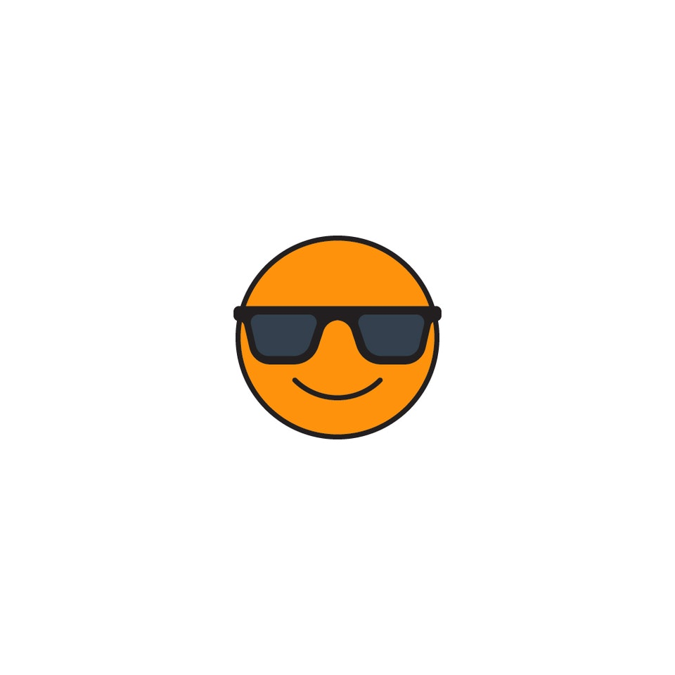 BloodBros. illustration - Bankwest Emoji
