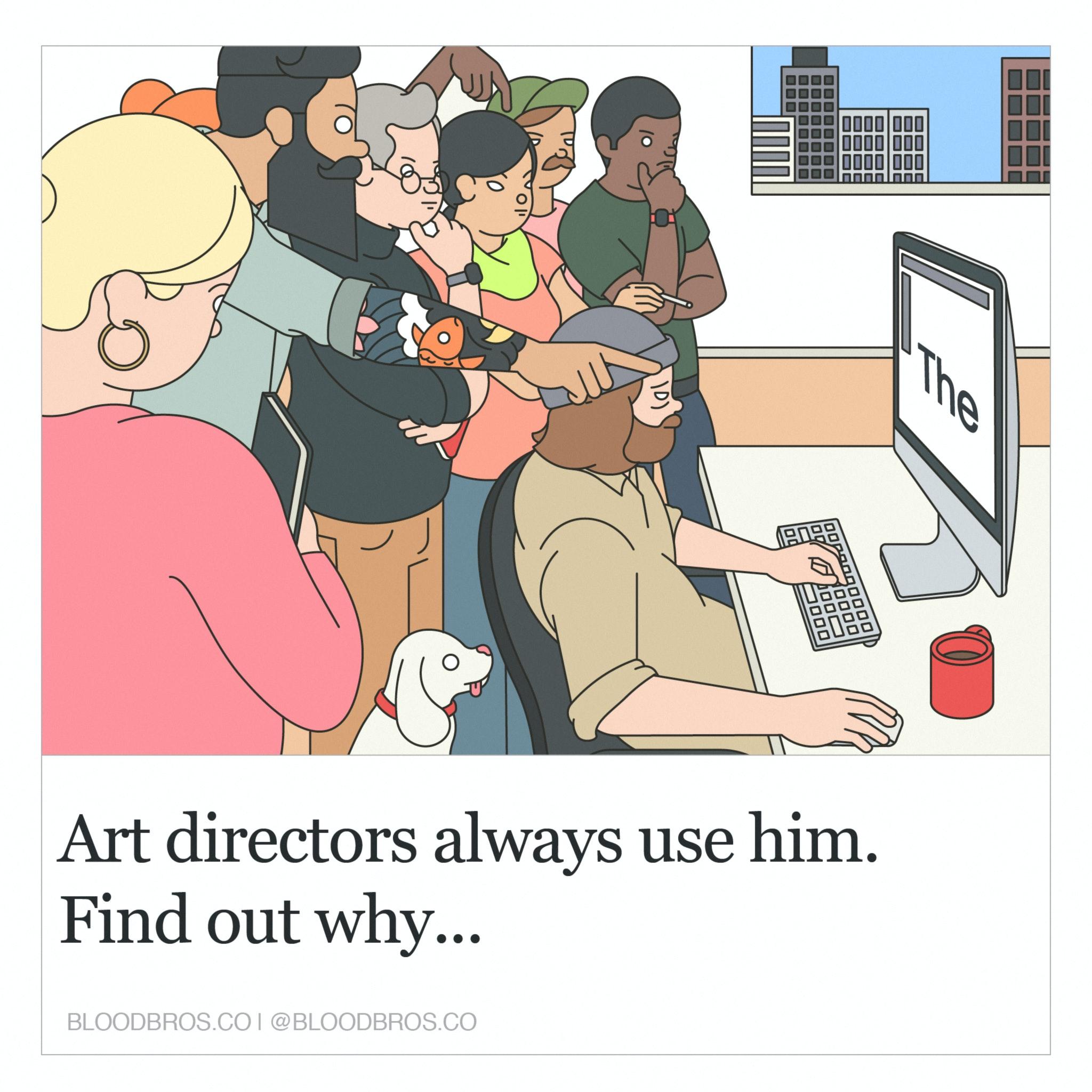 Emile - Art Directors 2