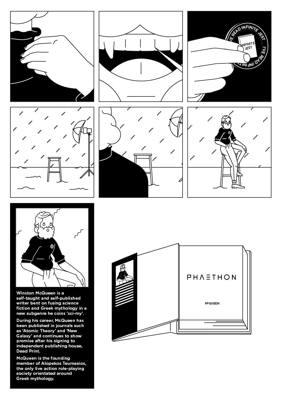 BloodBros. Illustration - Moodswings 1-01