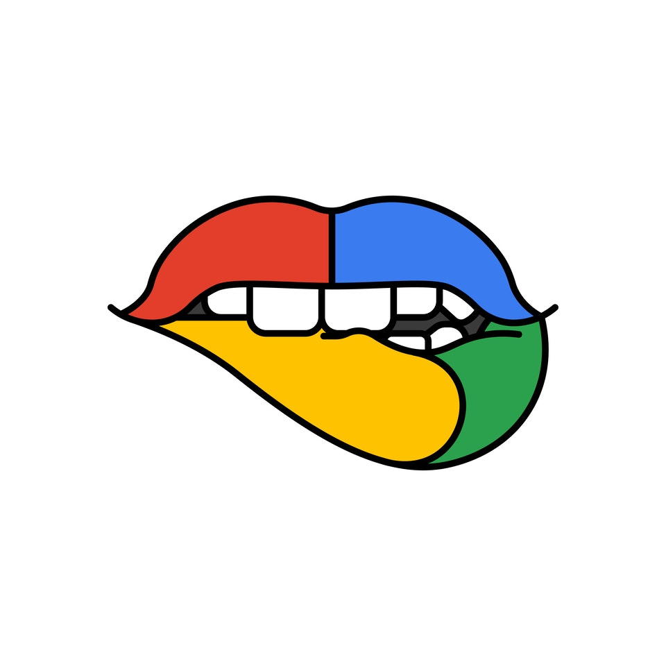 BloodBros. Illustration - Google assistant