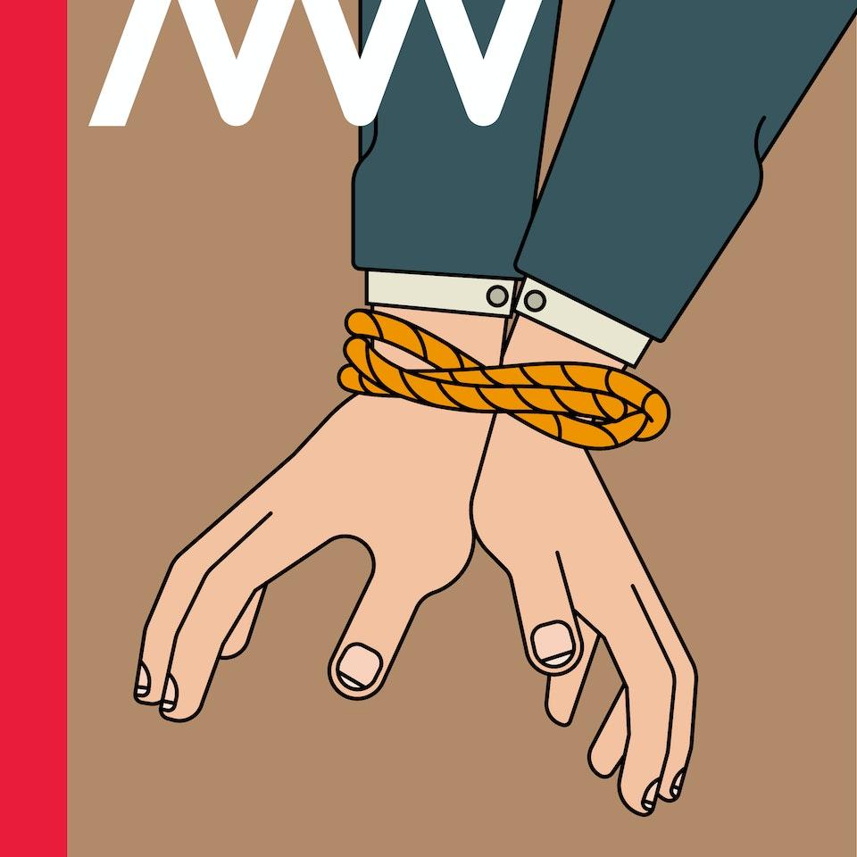 Marketing Week Magazine 66 MW_hard sell_cover