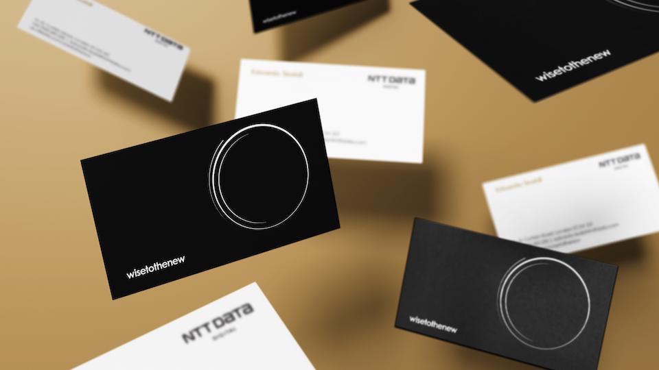 NTT Data Digital - Business cards