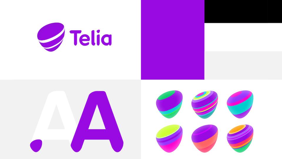 Telia Company - Image credit: Wolff Olins