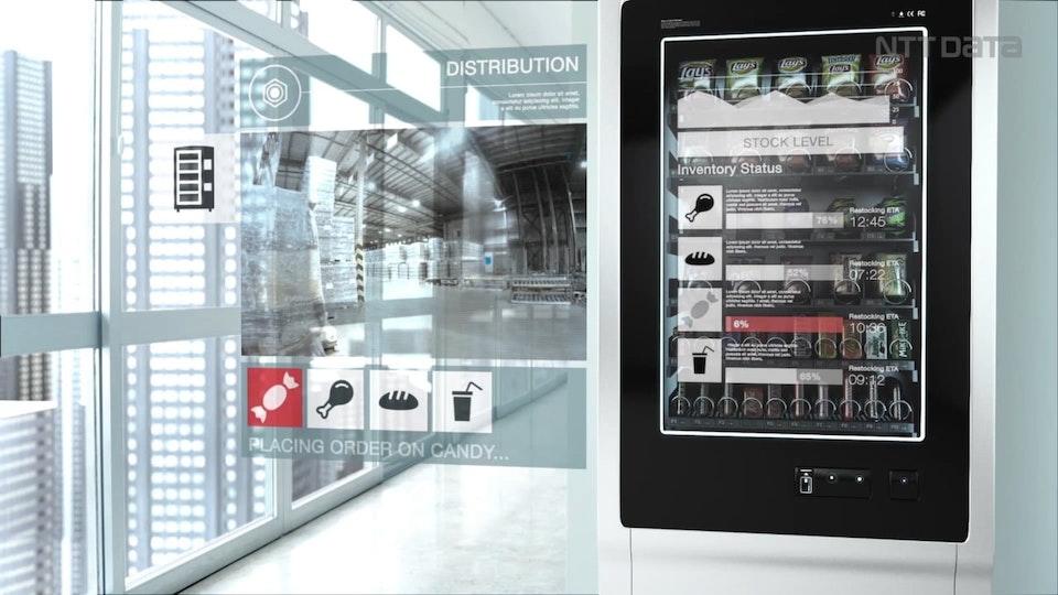 NTT Data Digital - Omnichannel experience video / Storyboard: Jason Tse / Motion Designer: Rezaul Alom